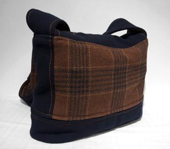 Oak and Acorn Bag Back
