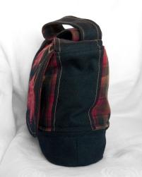 Maple Leaf Bag Side
