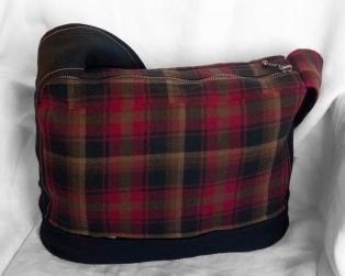 Maple Leaf Bag Top