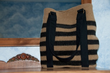 Stripe and Woolflower back