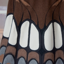 Butterfly Cape detail